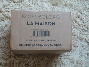Hermes Steidl koto Bolofo La Maison