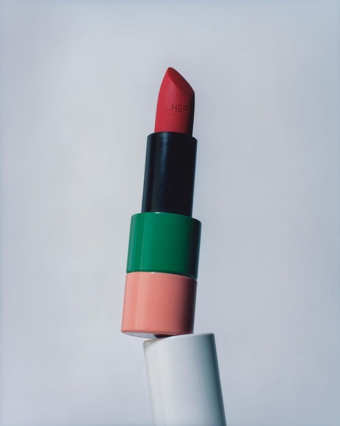 Hermes lipstick from the new make-up line
