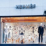 Feeling at home at the revamped Hermes New Bond Street store