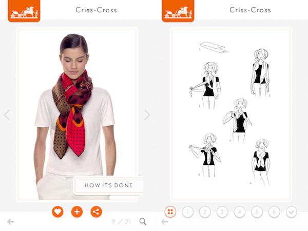 Hermes-silk-knots-app