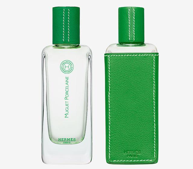 How to buy an Hermes fragrance -Hermes Muguet Porcelaine eau de toilette