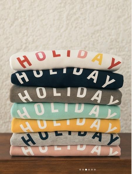 Holiday Paris lifestyle brand, Rue Parent de Rosan, Paris
