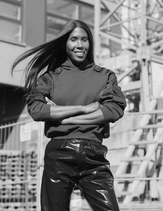 Honey Dijon by Benjamin Huseby