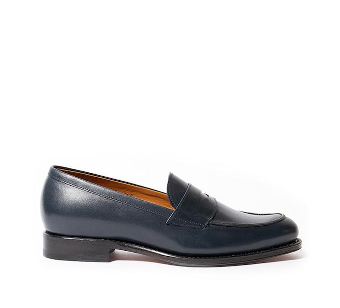 Horatio London Barnard loafer