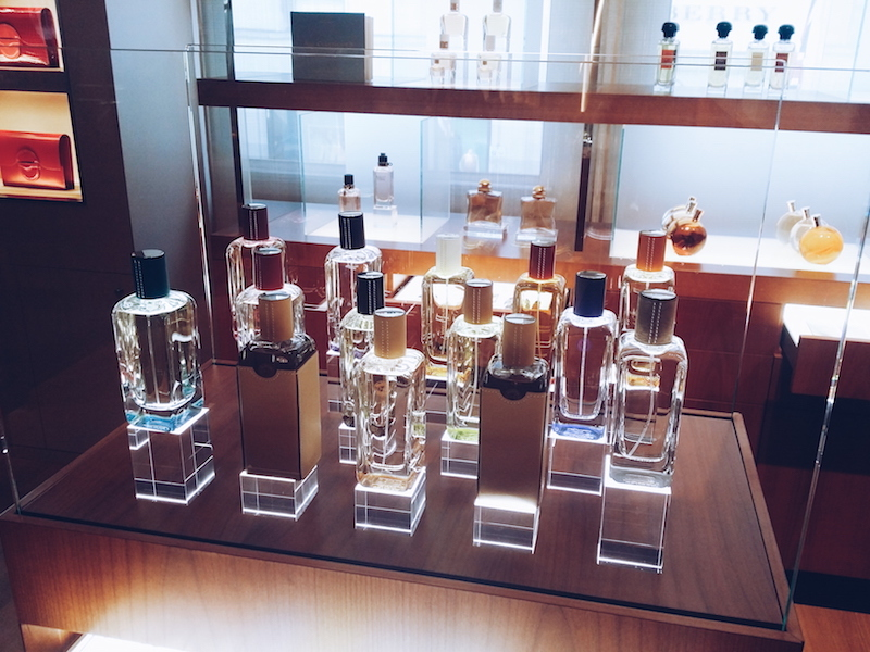 How to buy an Hermes fragrance