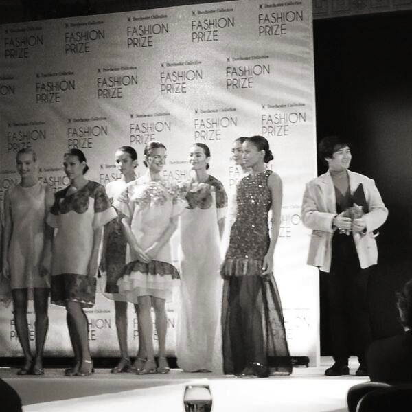 Huishan-Zhang-Dorchester-Fashion-Prize