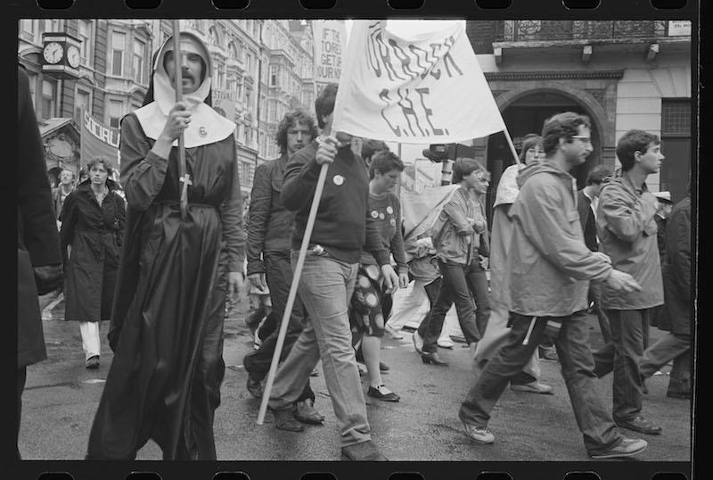 Ian David Baker Pride 1980