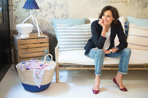 Ines De La Fressange opens Paris store