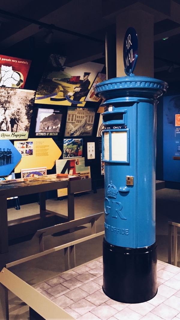 Inside The Postal Museum London 2017