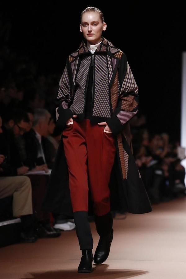 Issey Miyake Ready To Wear Fall Winter 2014 Paris