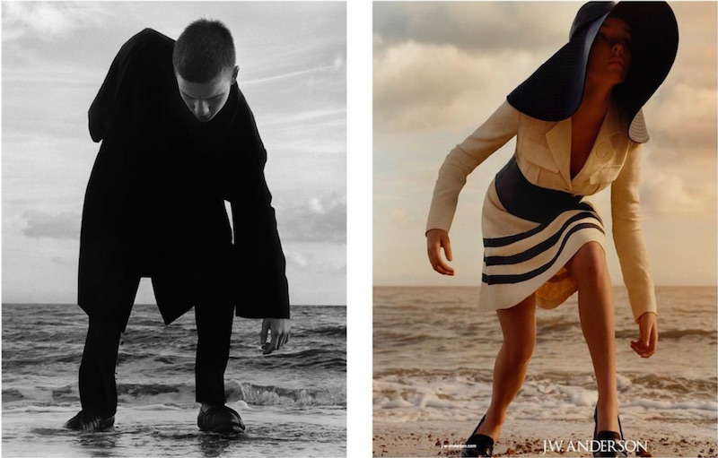 JW Anderson ss15 campaign
