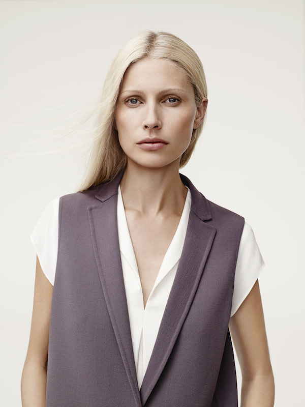 Jaeger ss15 featuring kirsty Hume