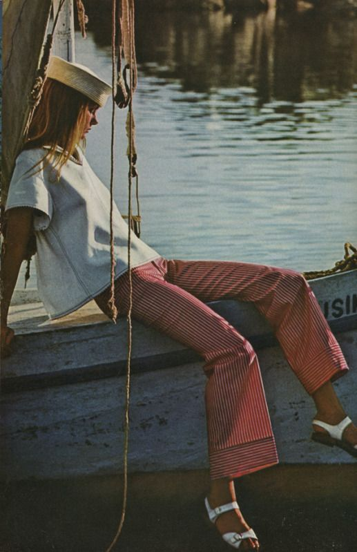 Jean Shrimpton by Bailey 1972