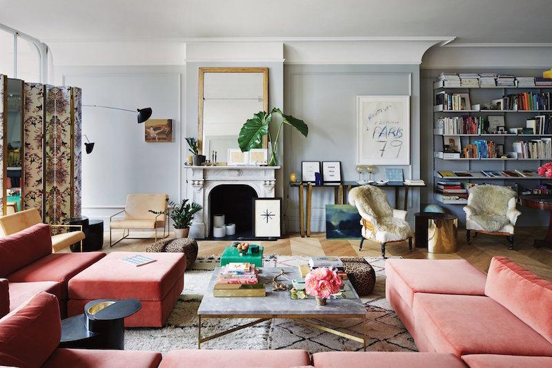 Jenny Lyons apartment decor