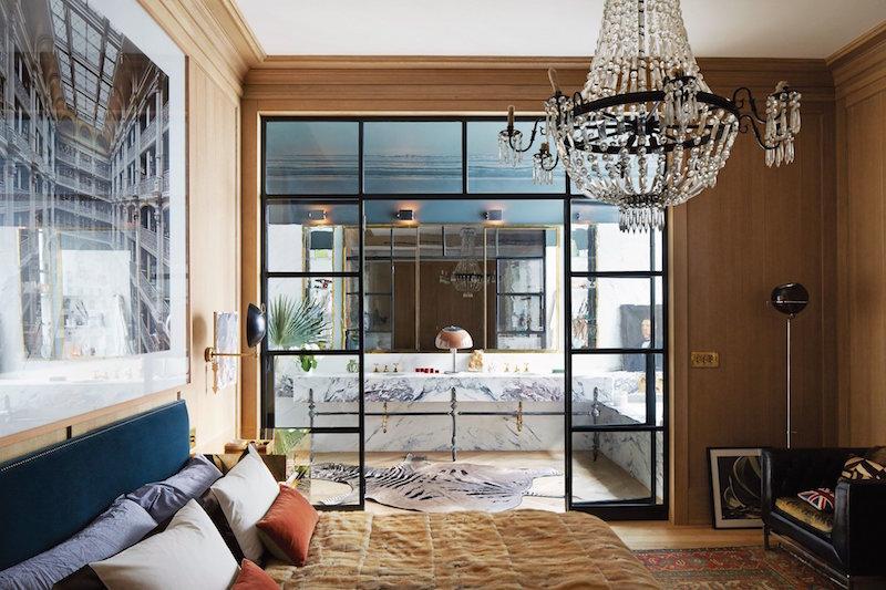 Jenny Lyons apartment in New York Times T Magazine By Simon Watson