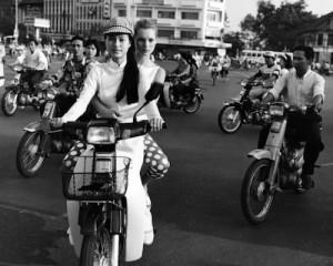 Kate Moss Vietnam Bruce weber
