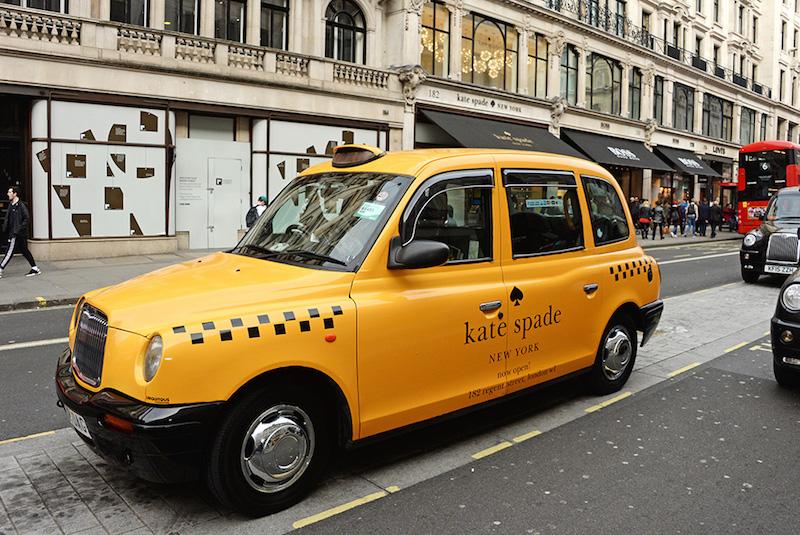 Kate Spade Regent Street flagship