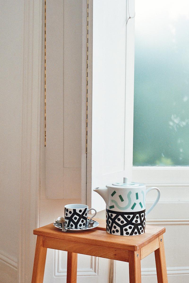 Kristoff porcelaine by Kasia Bobula