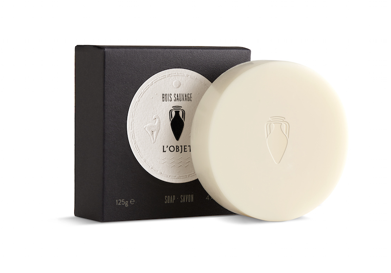 L'Objet Bois Sauvage Soap