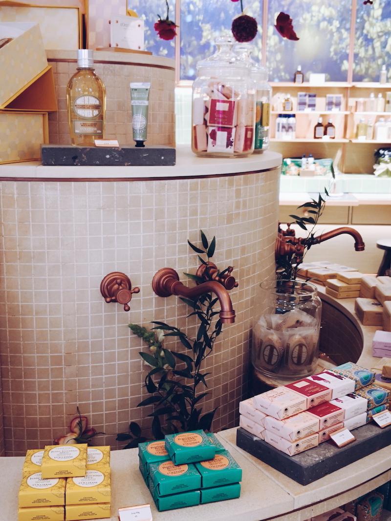 LOccitane store Regent Street