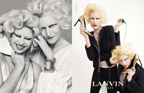 Lanvin ss15 ad campaign