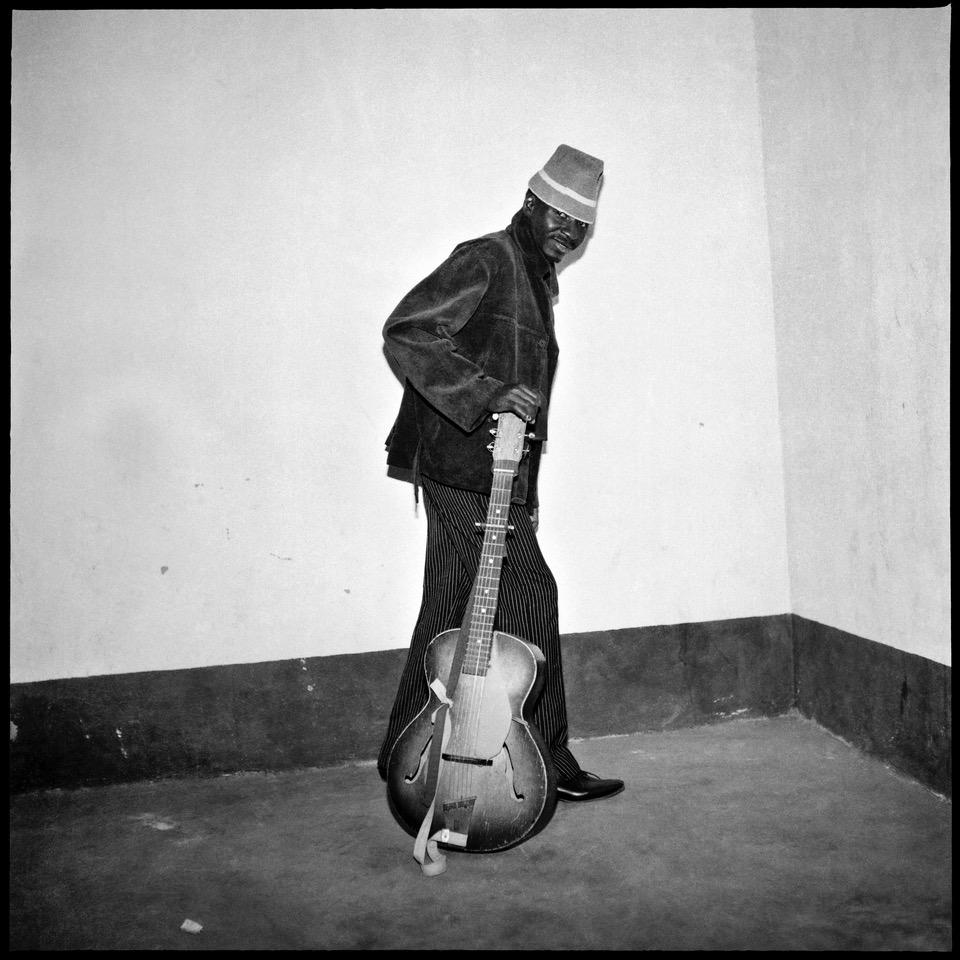 Le musicien, by Sanle Sory, 1967