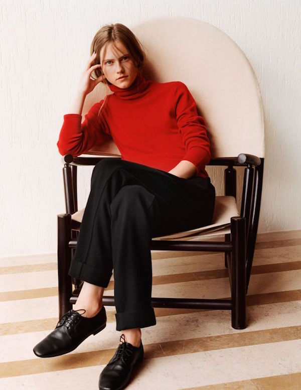 Lemaire X Uniqlo look book