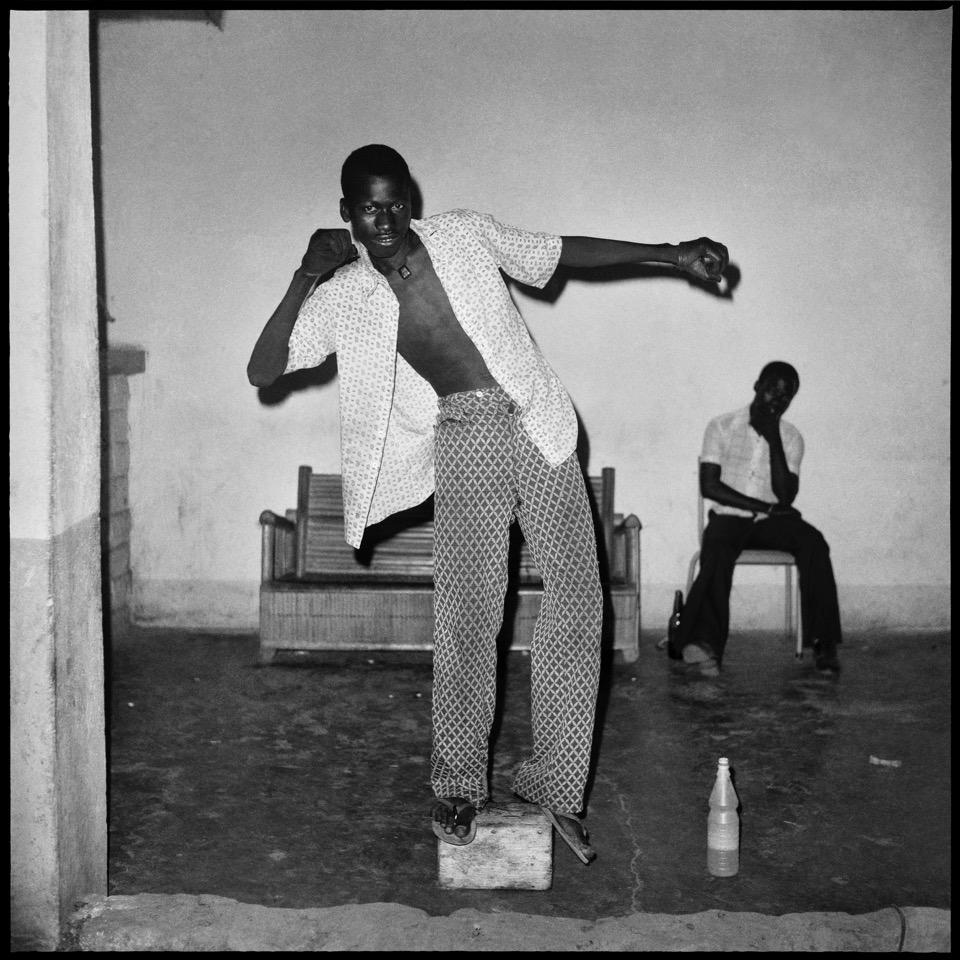 L'équilibriste by Sanle Sory, 1972