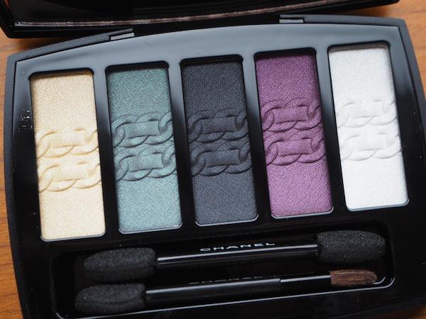 Les Intemporels de Chanel limited edition palette
