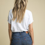 Are Levi's wedgie jeans the new skinnies?