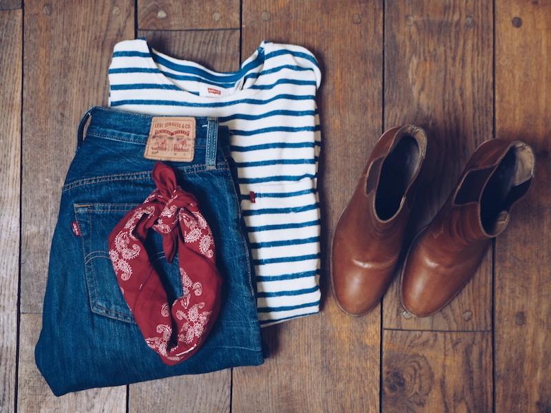 Levi's 501 Ways To Wear
