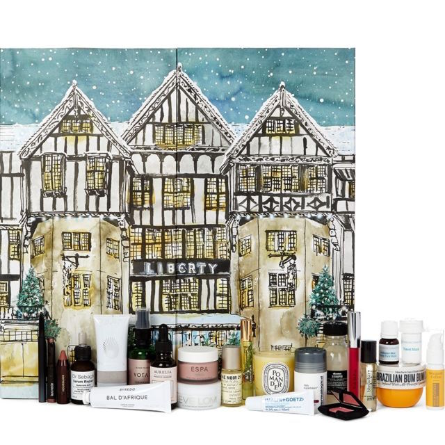 unpacking the business of beauty advent calendars