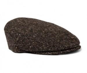 Lock & Co tweed cap