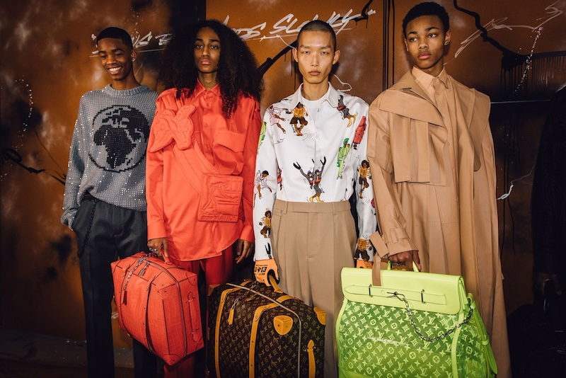 Louis Vuitton AW19 menswear