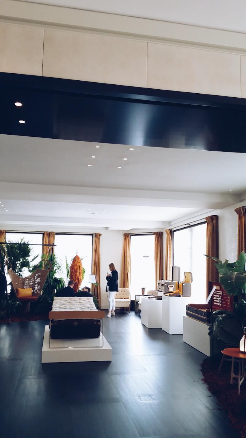Louis Vuitton Art of The Journey Exhibition