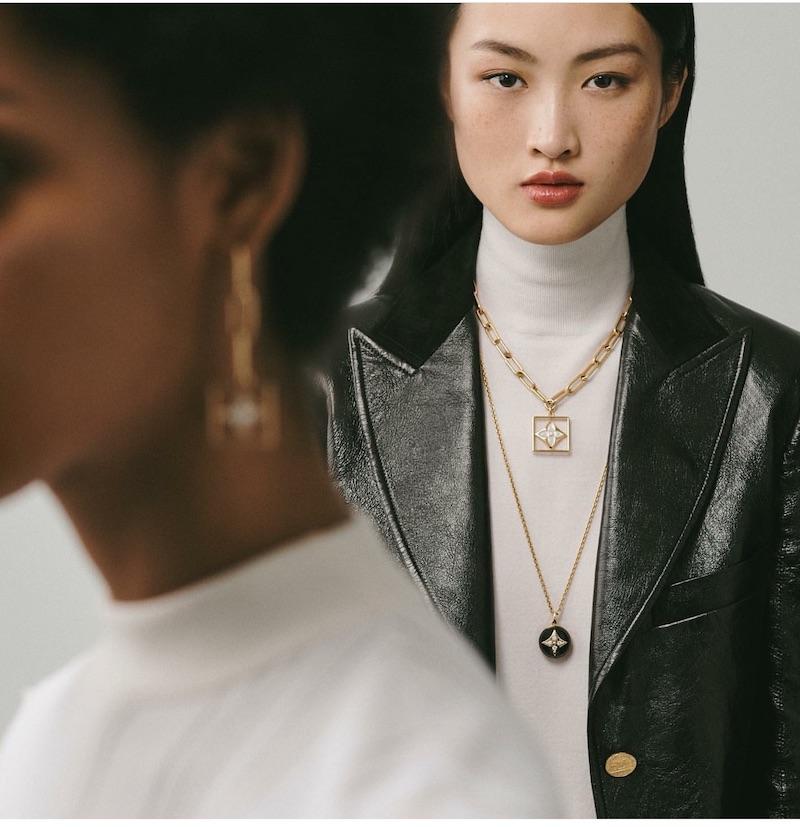 Louis Vuitton BBlossom fine jewellery Francesca Amfitheatrof