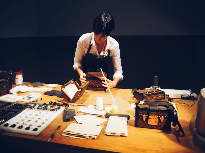 louis Vuitton Series 3 Exhibition the Strand London