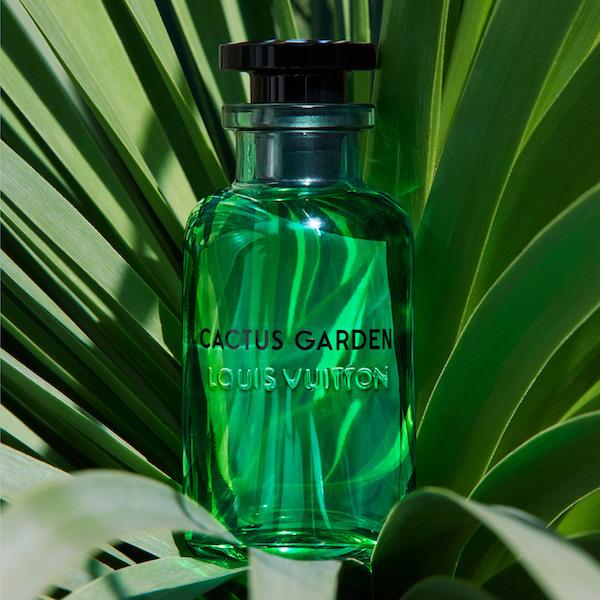Louis Vuitton cologne perfume Cactus Garden