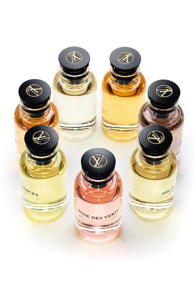 Louis Vuitton fragrance in seven varieties 3