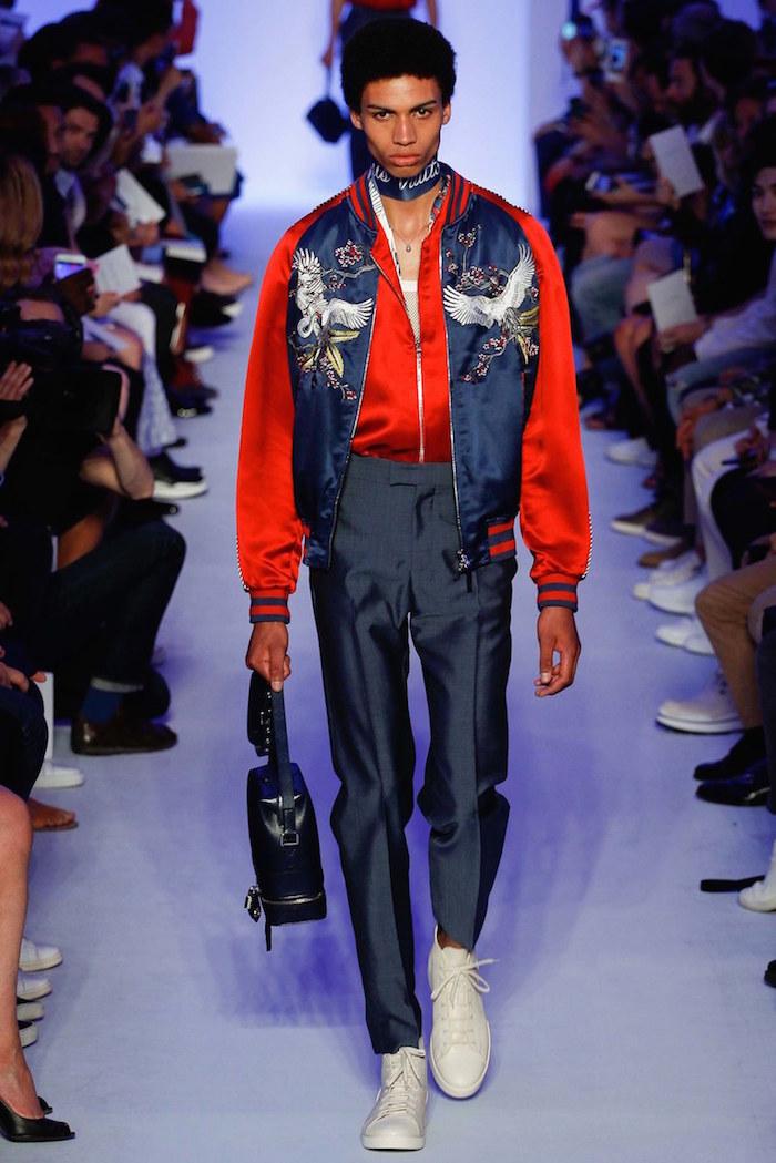 Louis Vuitton ss16 menswear