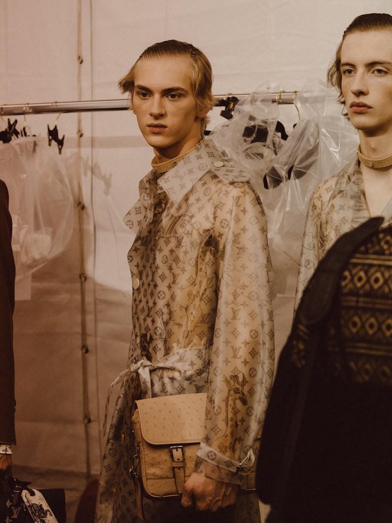 Louis Vuitton ss17 by Chloe Le Drezen for Dazed