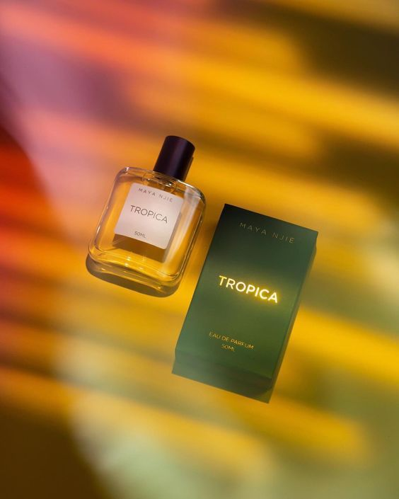 Maya Njie Tropica fragrance