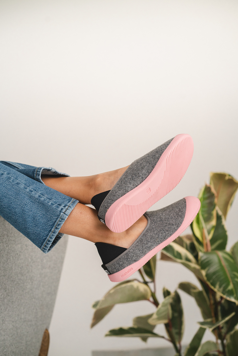 Mahabis slippers - new Curve style