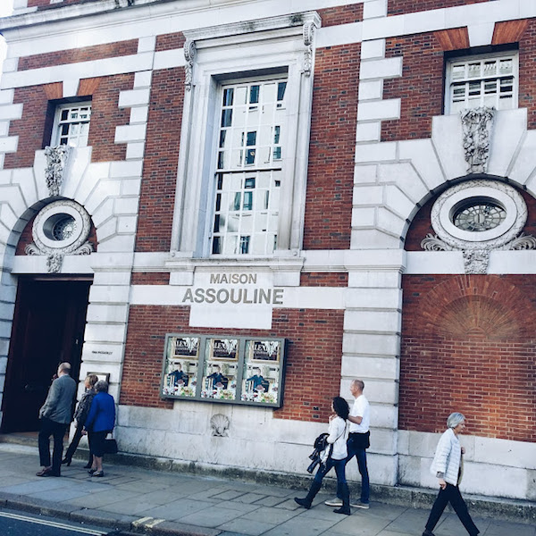 Maison Assouline in the iconic Edwin Lutyens-designed building at 196 Piccadilly