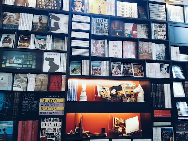 Maison Assouline new bookstore in London's Piccadilly