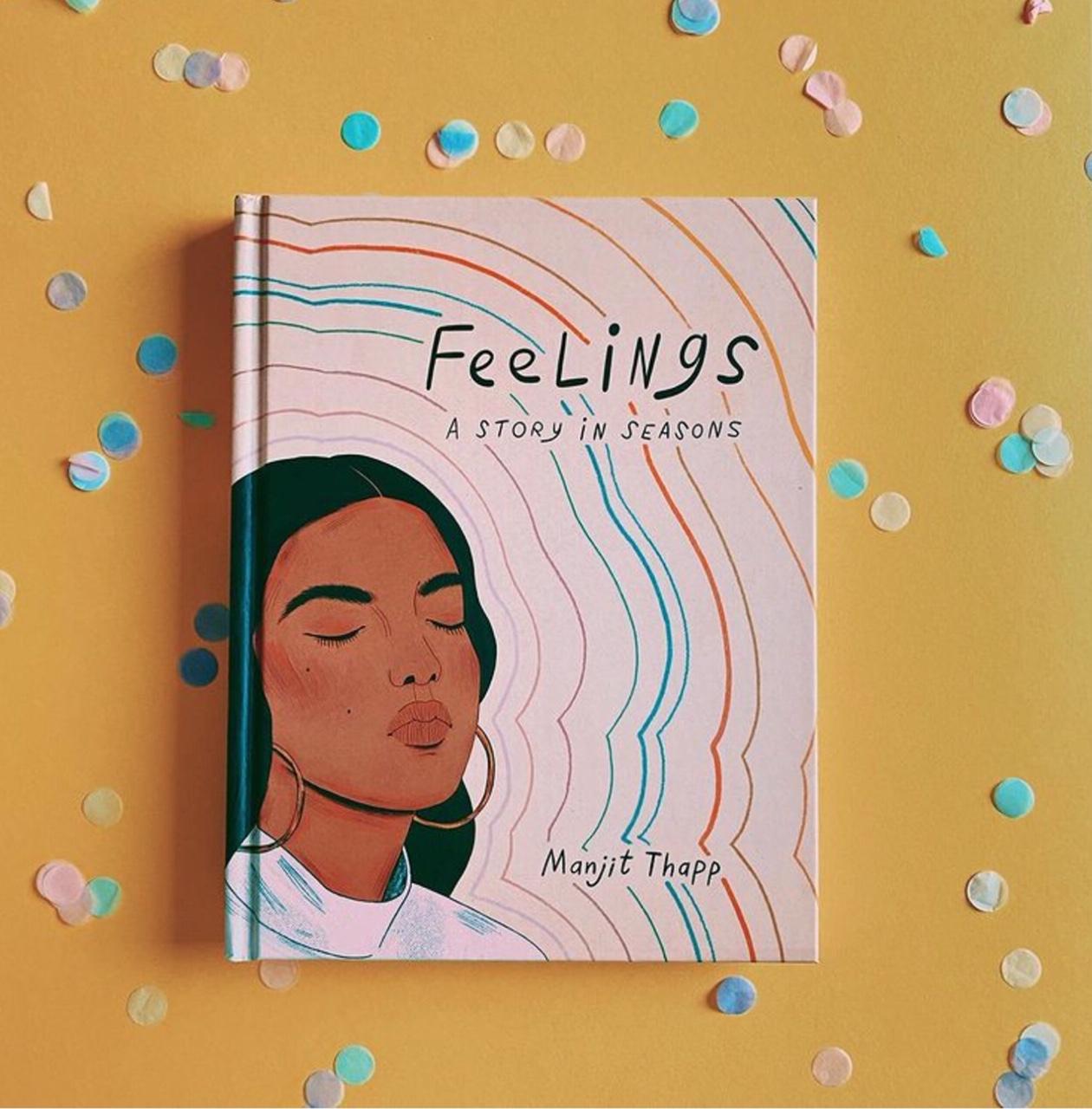 Manjit Thapp Feelings book