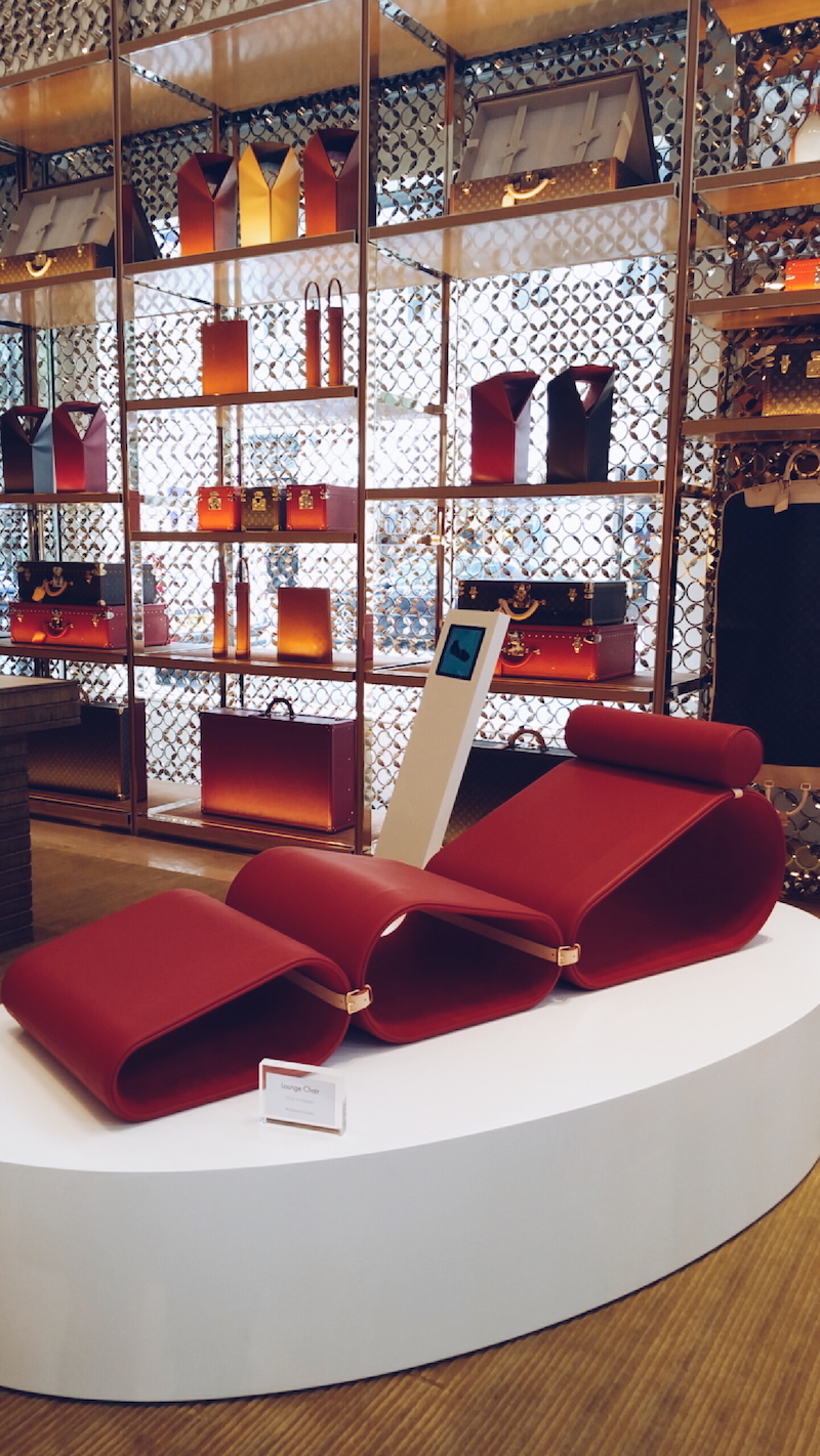Marcel Wanders for Louis Vuitton Objets Nomades