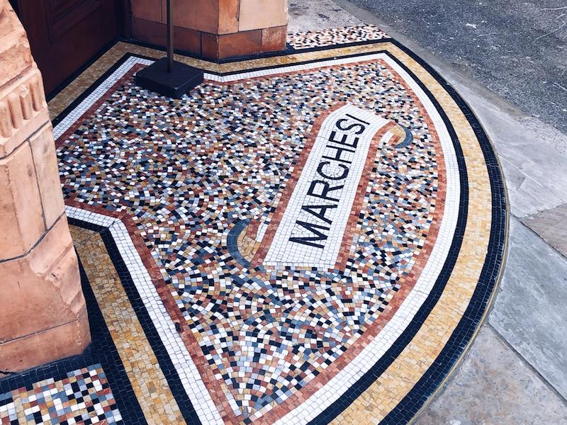 Marchesi 1824 London patisserie Mount Street