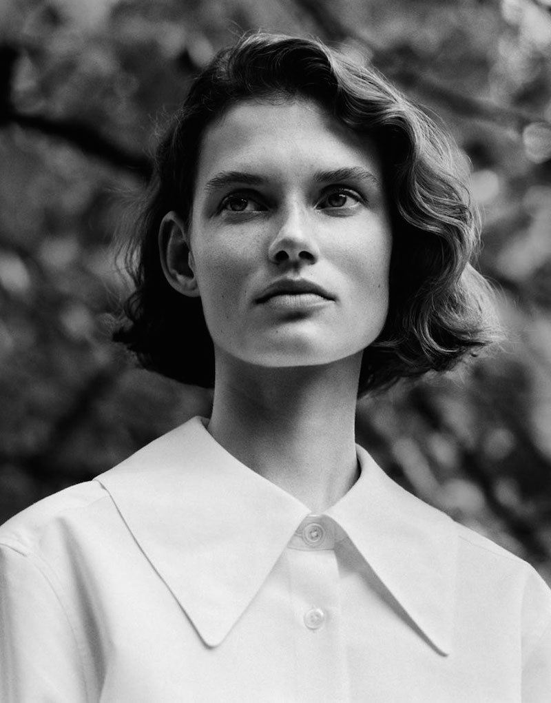 Margaret Howell SS18 ad campaign by Alasdair McLellan