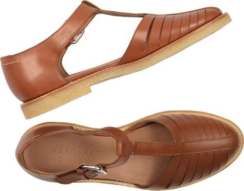 Margaret Howell sandals £375